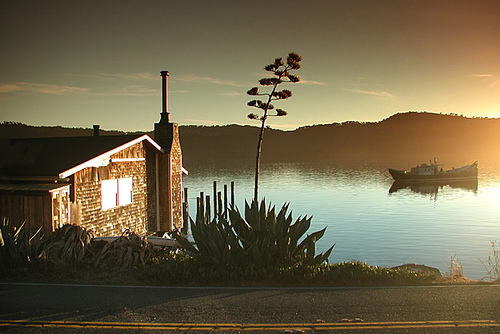 Tomales Bay, California